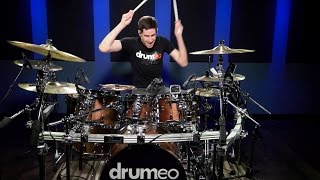 Download Video Metallica - Enter Sandman - Drum Cover MP3 3GP MP4