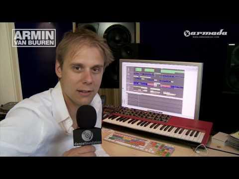 Not Giving Up On Love vs Sophie Ellis-Bextor - In the studio with Armin van Buuren