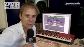 Not Giving Up On Love vs Sophie Ellis-Bextor - In the studio with Armin van Buuren
