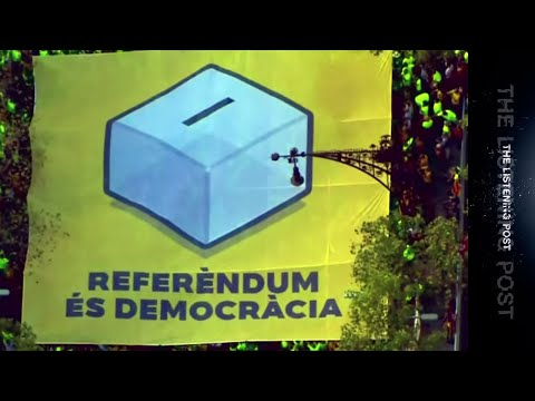 Madrid vs Barcelona: Catalonia's referendum - The Listening