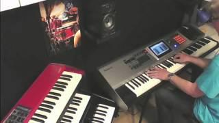 Pour me comprendre (M.Berger) Cover Piano-Fantom G8.