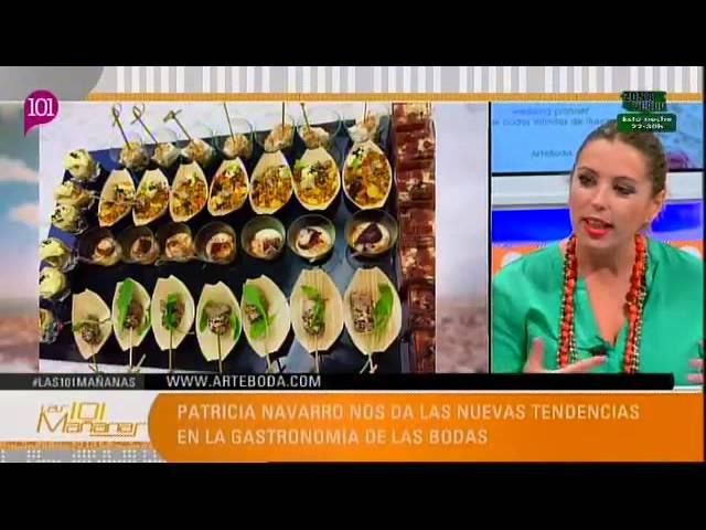 Tendencias Boda Gastronomia