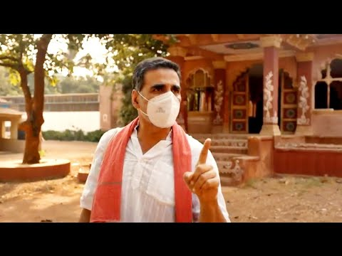 Akshay Kumar's  New Awareness Message On Corona Virus