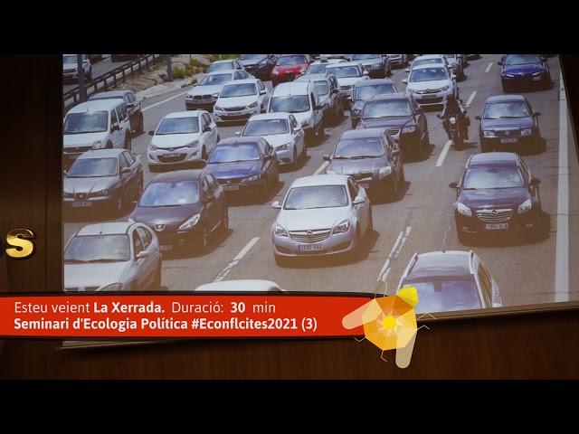 Xerrada (43):  Seminari d'Ecologia Política - Econflictes (3)