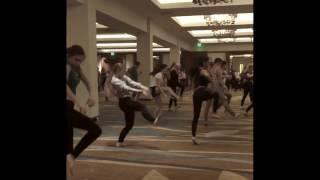 """Jump 2016: Kristen Russell Combo """"Lost it to Trying"""" by Son Lux"""