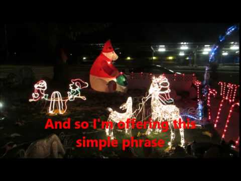 Christmas Song (Chestnut Roasting on an Open Fire) with Lyrics