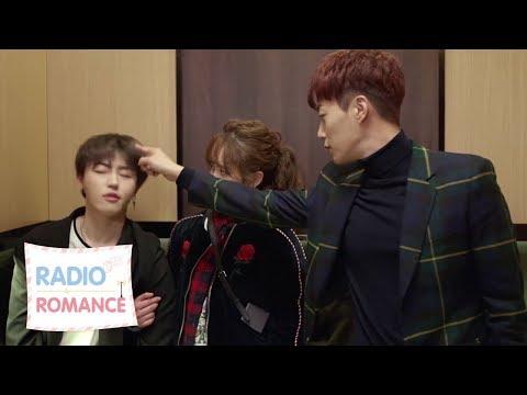 Is YoonDoojoon flirting with KimSohyun in elevator? [Radio Romance Ep 1]