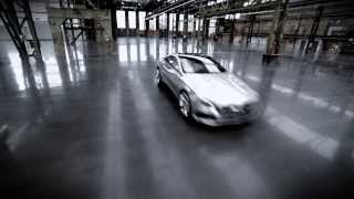 Mercedes Concept S-Class Coupe - trailer