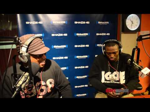 Harlem Rapper SNS freestyles on Sway in the Morning