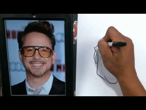 How To Draw A Caricature Using 6 Easy Shapes