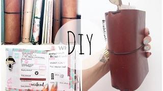 DIY: Come fare un Traveler's Notebook