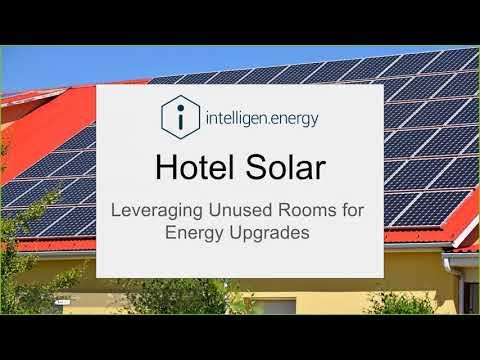 Hotel Solar Finance - September 5th 2017