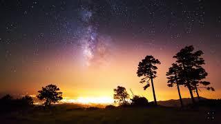 Ночное небо во всей красе   Звезды, Кометы, Пейзажи