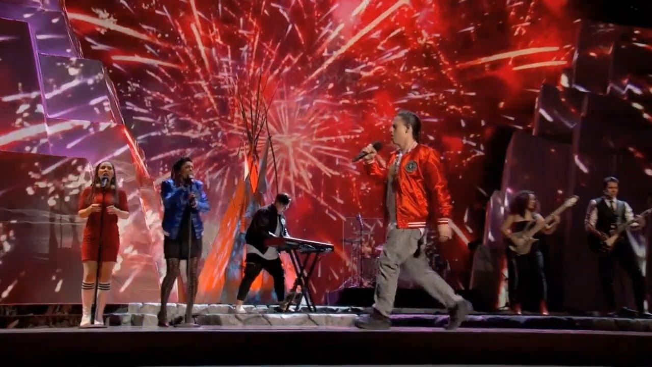 Joey Stylez - Victory Dance ft. The Soaring Six