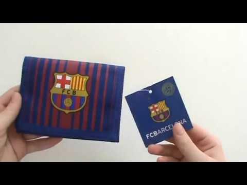 95ea7ecf9742 FC Barcelona pénztárca Rayas 2018