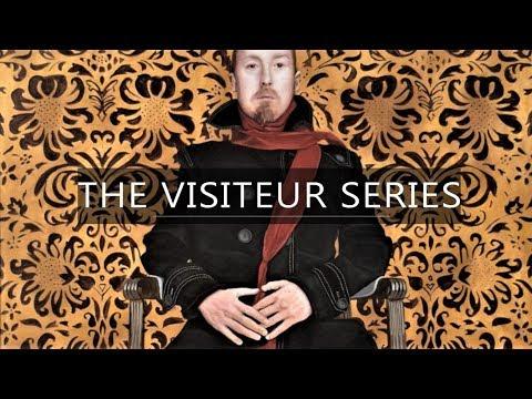HUNTINGTON MUSEUM OF ART/'THE VISITEUR SERIES'