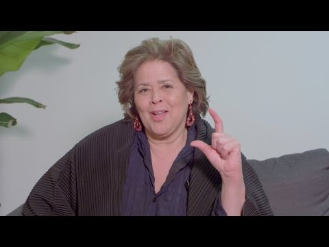 Anna Deavere Smith - Ann Richards Legacy Award Acceptance
