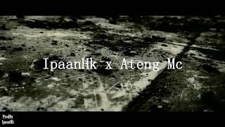 IpaanHk x Ateng Mc - Tangisan Hati [ Lyric Video ]