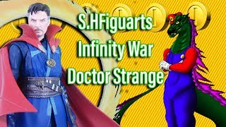 S.H.Figuarts Infinity War Doctor Strange Review