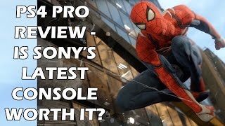PS4 PRO REVIEW: One Week With Sony's Latest Console - Is It Worth It?