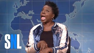 Weekend Update: Leslie Jones on Women's Sexual Satisfaction - SNL