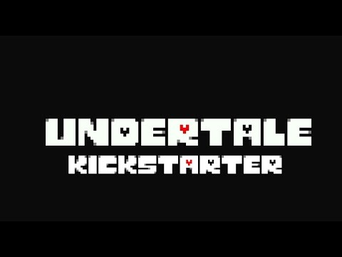 Undertale Kickstarter - ASGORE extended