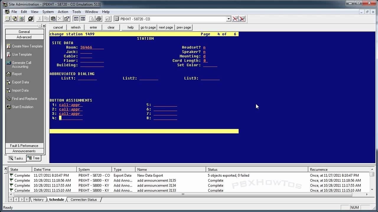 Quick Tips - Bridged Appearances - Avaya PBX 5.2 - HD