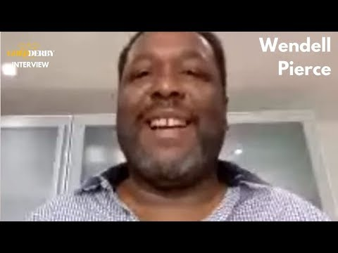 Wendell Pierce teases 'Jack Ryan' season 2, reflects on his 'momentous year' [EXCLUSIVE VIDEO INTERVIEW]