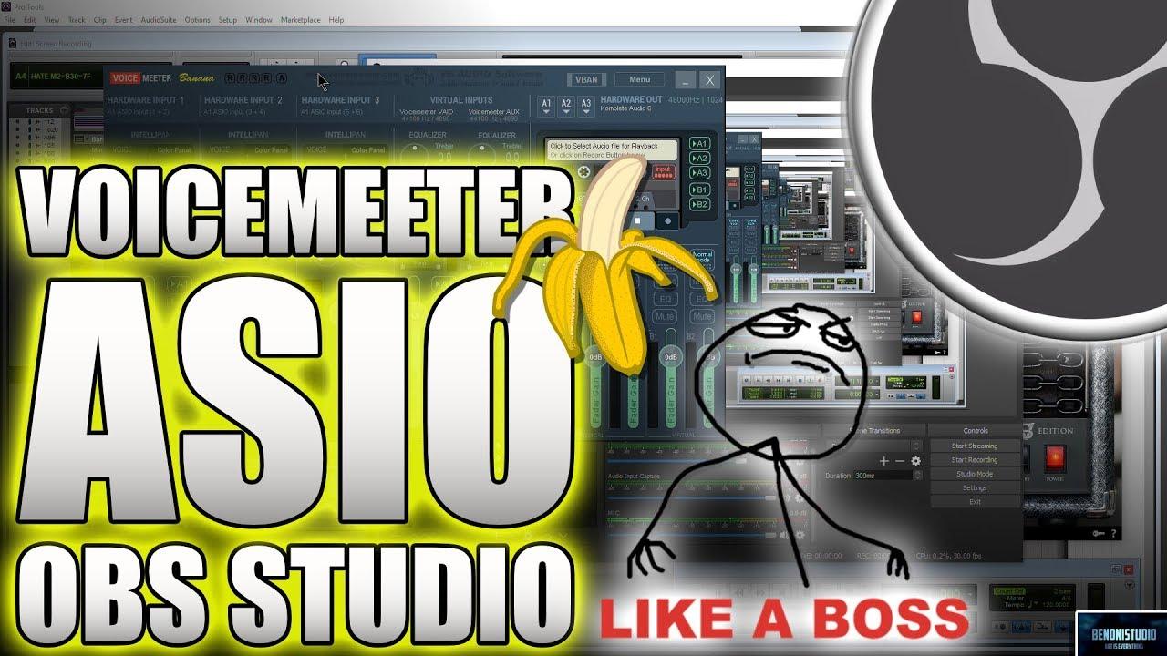 VB-Audio VoiceMeeter Banana