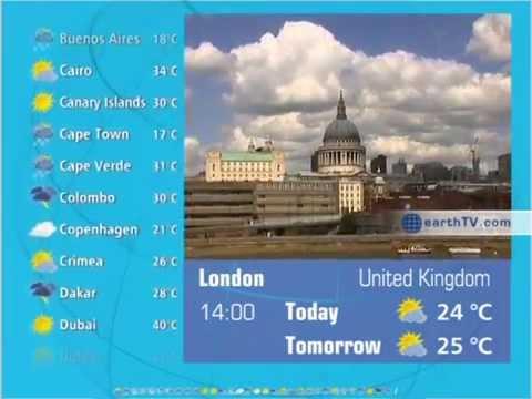 earthTV - World Weather