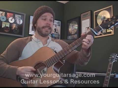 Guitar Lessons - Love Me Tender by Elvis Presley - cover chords lesson Beginners Acoustic songs