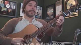 Guitar Lessons - Love Me Tender by Elvis Presley - cover chords lesson Beginners Acoustic songs