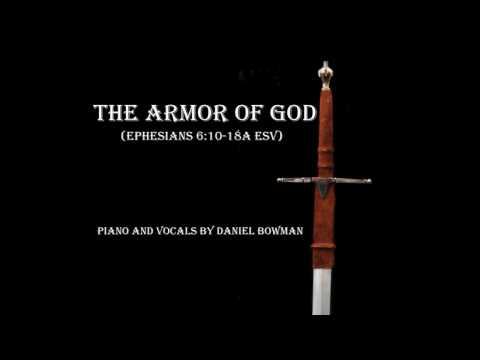 Armor of God --song by The Bowman Duo live at church (memorize Ephesians 6:10-18 a ESV)
