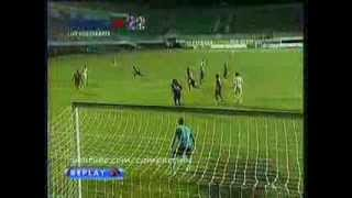 Persipura vs Santos FC U23 0-1 All Goals 3 Oktober 2013