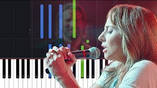"Lady Gaga - ""Is That Alright"" (A Star Is Born) Piano Tutorial Video"