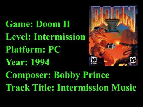 Doom II Soundtrack: Intermission (PC Version)