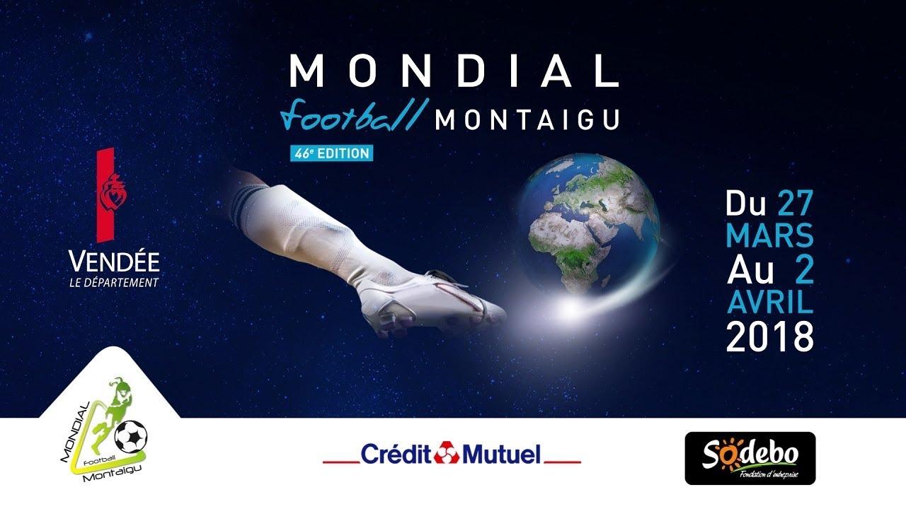 Diffusion en direct de Mondial Football Montaigu - YouTube