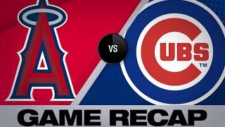 6/3/19: Baez's bat, Lester's arm lead Cubs