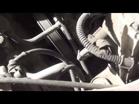 Бумбарашка в движке Kia Spectra