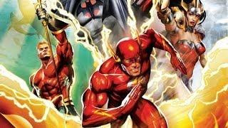 Bande annonce La Ligue des Justiciers : Le Paradoxe Flashpoint