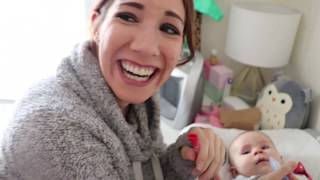 Baby Tries to Sing with Mom! *SO CUTE*