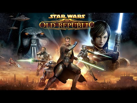 Star Wars: The Old Republic W/Jacob, Rahul, Lawrence (Part 1)