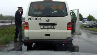 Czech Police - my vignette fail