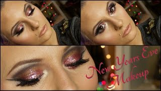 New Years Eve Party Makeup | Mariah McLean