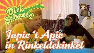 Dirk Scheele - De apenband