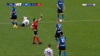 يوفنتوس يحسم ديربي إيطاليا وينعش حظوظه في التأهل لدوري الأبطال 😳 | شاهد أهداف مباراة يوفنتوس وإنتر
