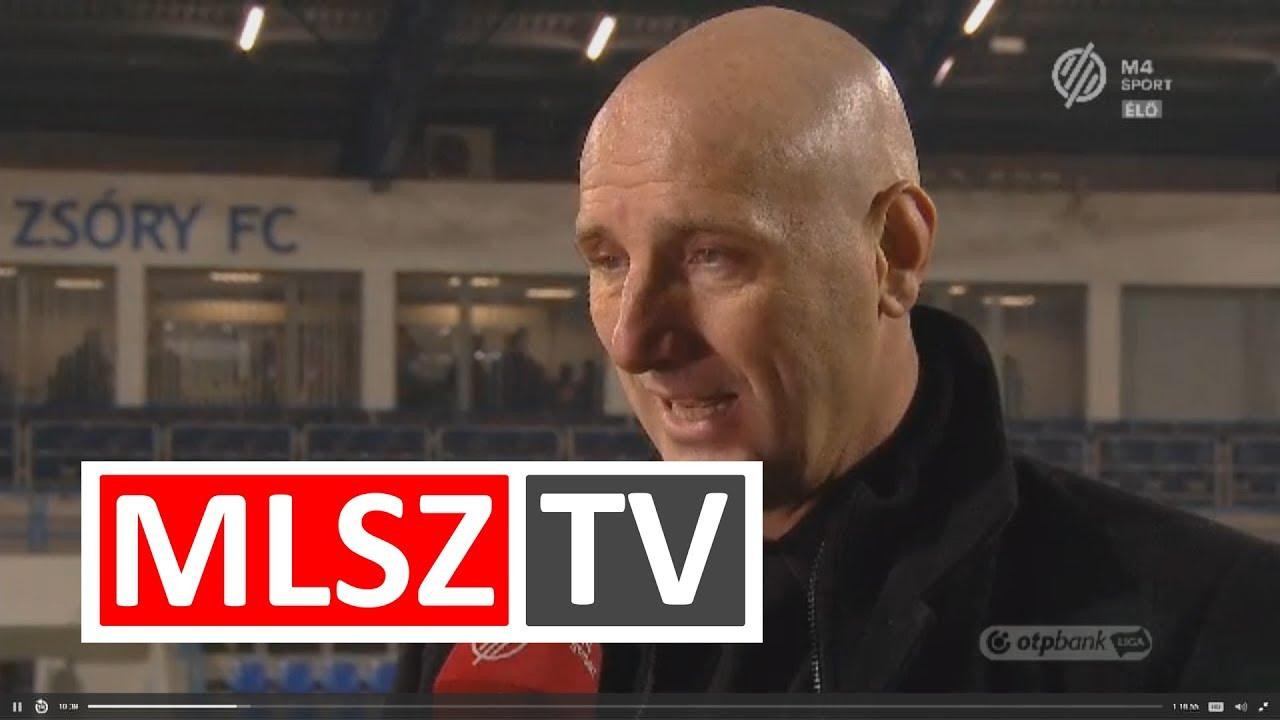 Edzői értékelések a Mezőkövesd Zsóry FC – Vasas FC mérkőzésen