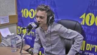 מוקי - לב חופשי - לייב אקוסטי - רדיוס 100FM - מושיקו שטרן