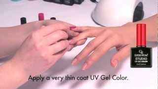 Golden Rose Studio UV Gel Color System