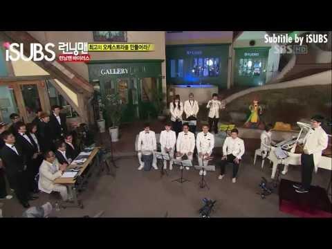 Running Man Virus  Yoo Jae Suk Orchestra  Les Champs Elysees